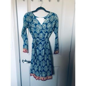 Khaadi Desi outfit (Pakistani) - blue